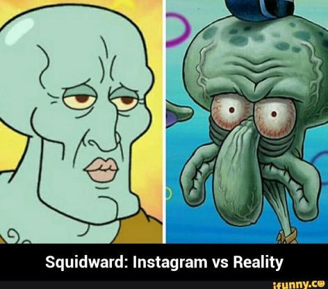 Reality vs real life