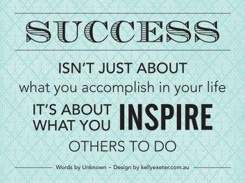 Success inspiration