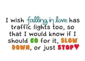 love traffic lights
